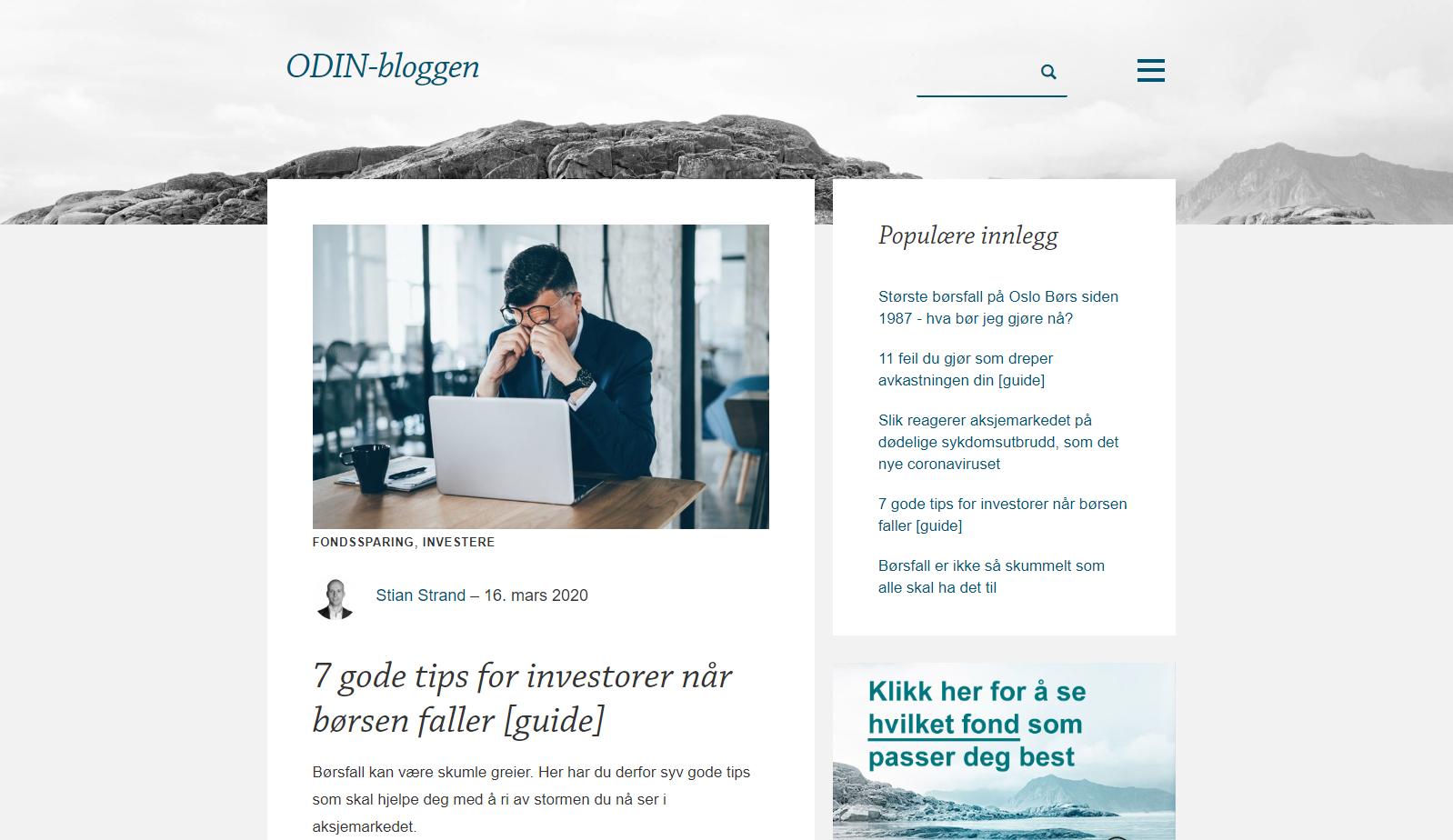odin-bloggene